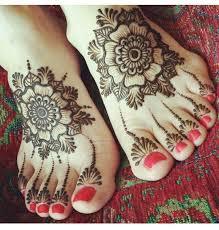 top 50 foot henna designs hennas flower and mehndi