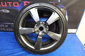 subaru impreza wheels 2008 2014 subaru impreza wrx sti wheel u0026 tire rim 18x8 5 55 oem