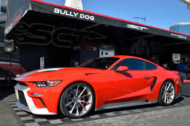 mustang designs zero to 60 designs responds to ford s gtt complaints