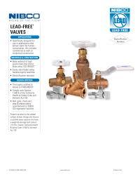 193 best brochure design u0026 plumbing valve catalog nibco pdf catalogue technical