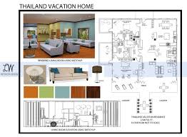top interior design portfolio templates small home decoration