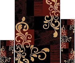 52 best 3 piece rug set images on pinterest 3 piece area rug