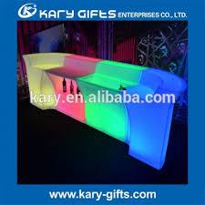 Illuminated Reception Desk Used Bar Furniture Desk Led Table Desk Lighted Reception Desk