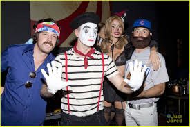 chris colfer u0026 boyfriend will sherrod are halloween u0027s flying