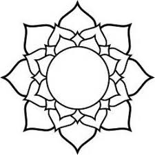 Simple Lotus Flower Drawing - simple lotus flower mandala drawing utililab searchguardian