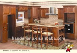 Buy Kitchen Furniture Mahogany Kitchen Cabinets