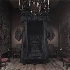 Modern Gothic Home Decor Dark Gothic Bedroom Gothic Home Decor Pinterest Gothic