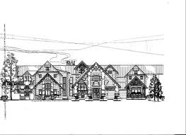 log cabin log home log mansion new homes house plans floor plans