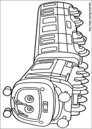 chuggington coloring picture fun toys birthdays