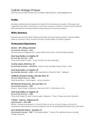animated resume chp resume 03 15
