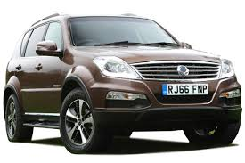 ssangyong korando 2005 ssangyong rexton suv 2013 2017 owner reviews mpg problems