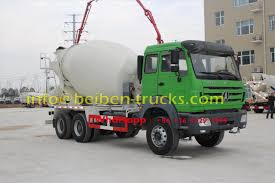 buy north benz ng80 6x4 concrete mixer truck cement truck north