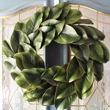 magnolia wreath 16 graced designs interior design home