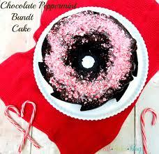 eat bake blog chocolate peppermint bundt cake