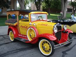 Antique Ford Truck Wheels - coca cola pickup gimmie pinterest coca cola cola and cars
