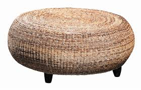 Round Ottoman Furniture Wicker Coffee Table Sets Amazing Wicker Coffee Table