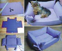 How To Make A Dog Bed Pet Pillow Bed U2026 Pinteres U2026