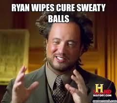 Sweating Balls Meme - image jpg