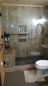best ideas about wood tile shower pinterest rustic rustic shower