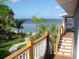 Small Beach House On Stilts Beach House With Private Beachfront Homeaway Spring Hill