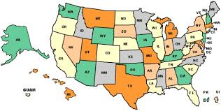 map usa states abbreviations state abbreviations map map of usa states