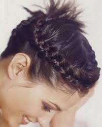 heidi cute braids for short hair pretty cute braids for short