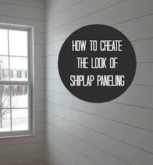 how to fix wood paneling how to hang fake shiplap paneling