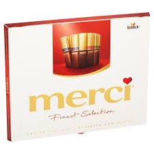 where to buy merci chocolates merci finest chocolate selection 250g from ocado