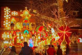 Oregon Garden Christmas Lights Best Neighborhoods To See Holiday Lights In 2015 Redfin