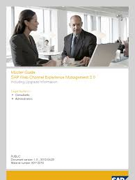 01 master guide sap wcem 2 0 sap se customer relationship