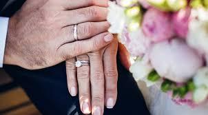 used wedding rings history of wedding rings