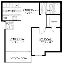 1 Bedroom Cottage Floor Plans Simple 3 Bedroom House Plans Pdf Savae Org