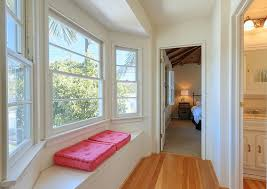 Window With Seat - bay window treatment ideas bay window treatments in pictures