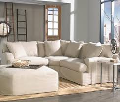 slipcover for sectional sofa synergy home furnishings 3 small scale slipcover