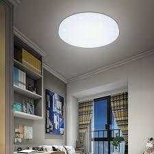 deckenbeleuchtung schlafzimmer vingo led deckenleuchte deckenle weiß wohnzimmerle