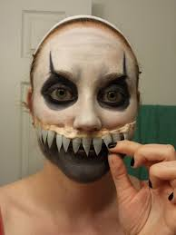 Big Mouth Halloween Makeup Scary Costume Success Album On Imgur