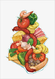 animation cuisine food stacked animation element png image and