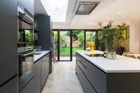 contemporary side return kitchen extension north london simply