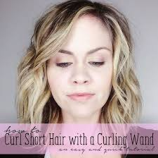 how to put rollersin extra short hair best 25 curling wand hairstyles ideas on pinterest curling wand