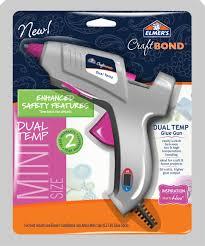 Hair Dryer Glue buy elmers dual temp mini glue gun