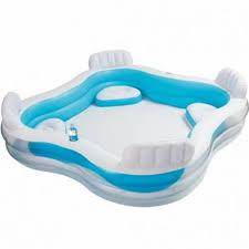 siege de piscine gonflable piscine gonflable jardin spa 4 sieges fauteuils et porte verres