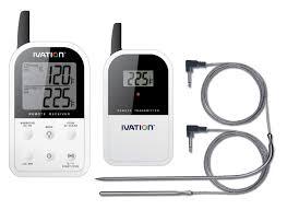 Backyard Grill Wireless Grilling Thermometer by Digital Wireless Thermometer For Smoker U2013 Zachsherman Me