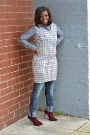 a new way to layer dress over pants kenya l fashion blog