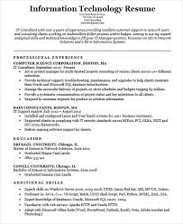 Perl Resume Sample by 35 Simple It Resume Templates Free U0026 Premium Templates