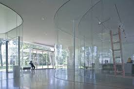 Glass Pavilion Gallery Of Glass Pavilion At The Toledo Museum Of Art Sanaa 11