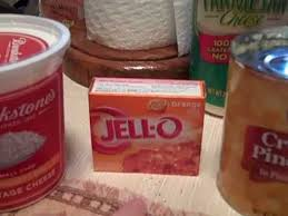 Jello Salad With Cottage Cheese And Mandarin Oranges by Jello Cottage Cheese Dessert Youtube