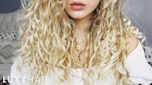 7 ways to get heatless curls u2013 luxy hair