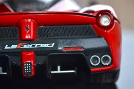 laferrari back review wheels elite laferrari diecastsociety com
