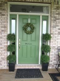 front door color ideas for beige house colour uk brick unique