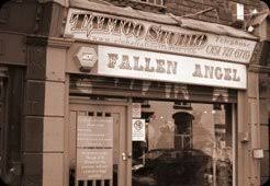 tattoo designs liverpool fallen angel tattoo studio